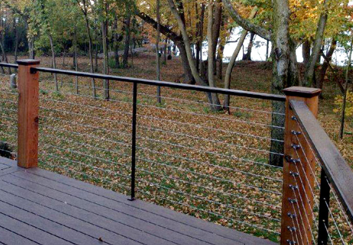 Cable Railing Photo