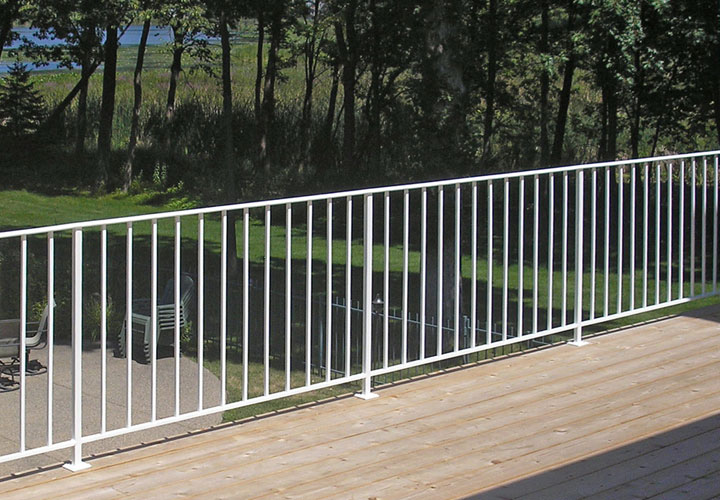 Deck Railing Photo