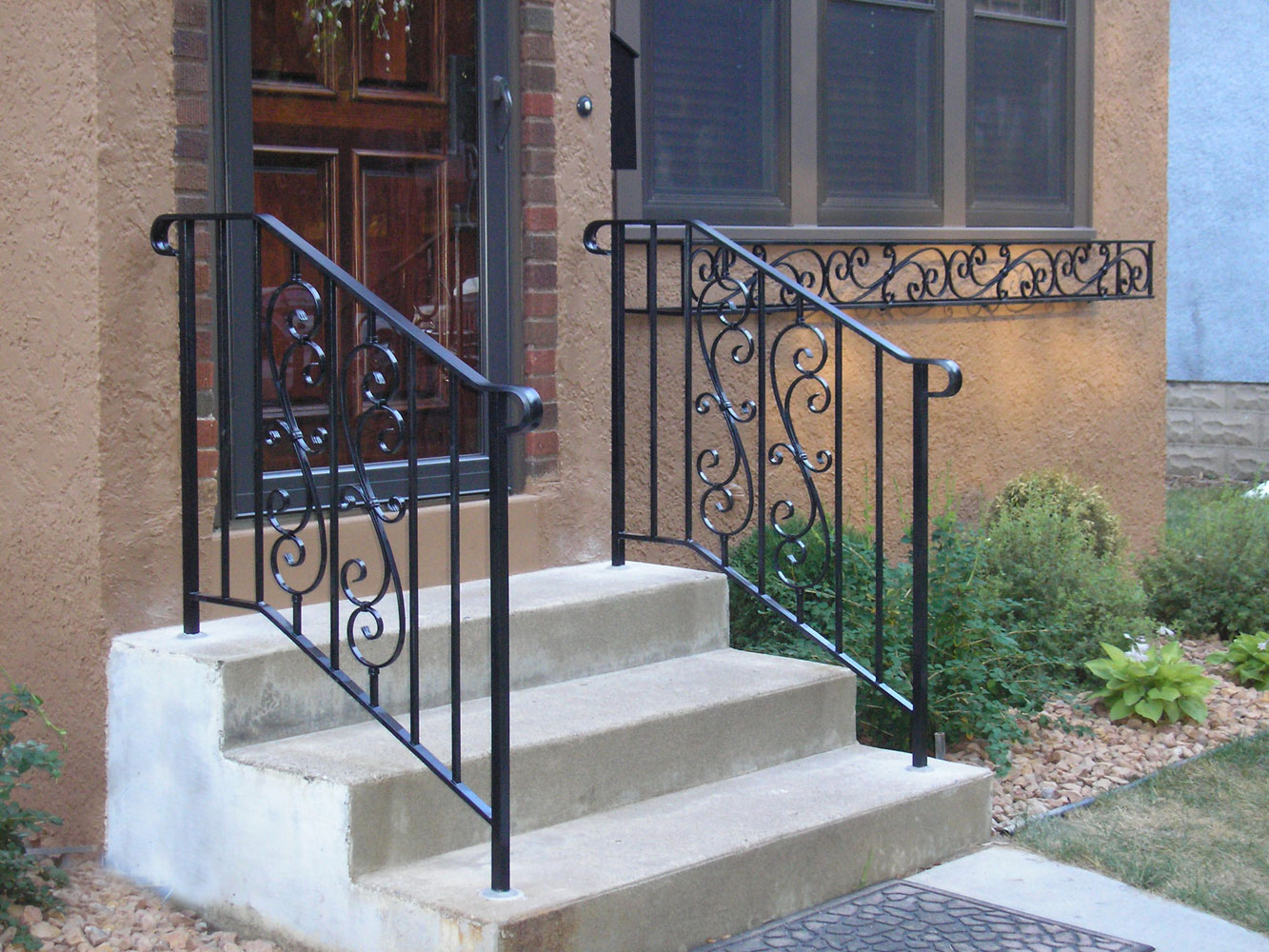 Exterior Handrails For Steps Driverlayer Search Engine