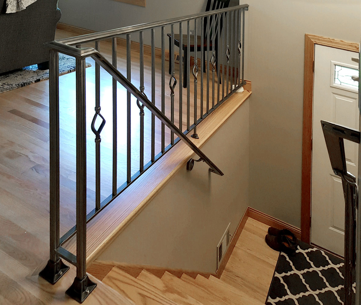 Incroyable Interior Railing Photo