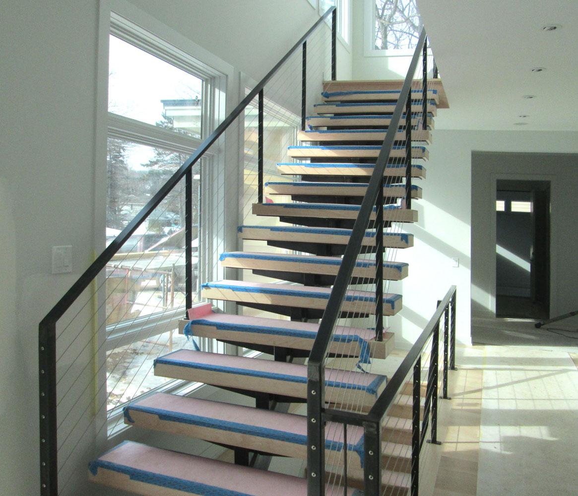 Spiral U0026 Metal Stairs